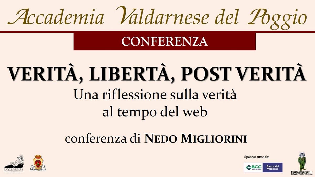 conferenza di Nedo Migliorini