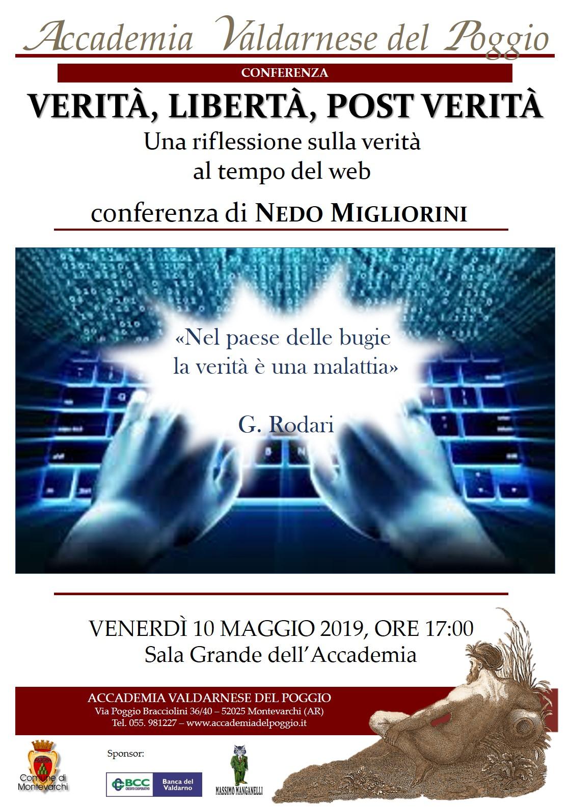 Conferenza Nedo Migliorini