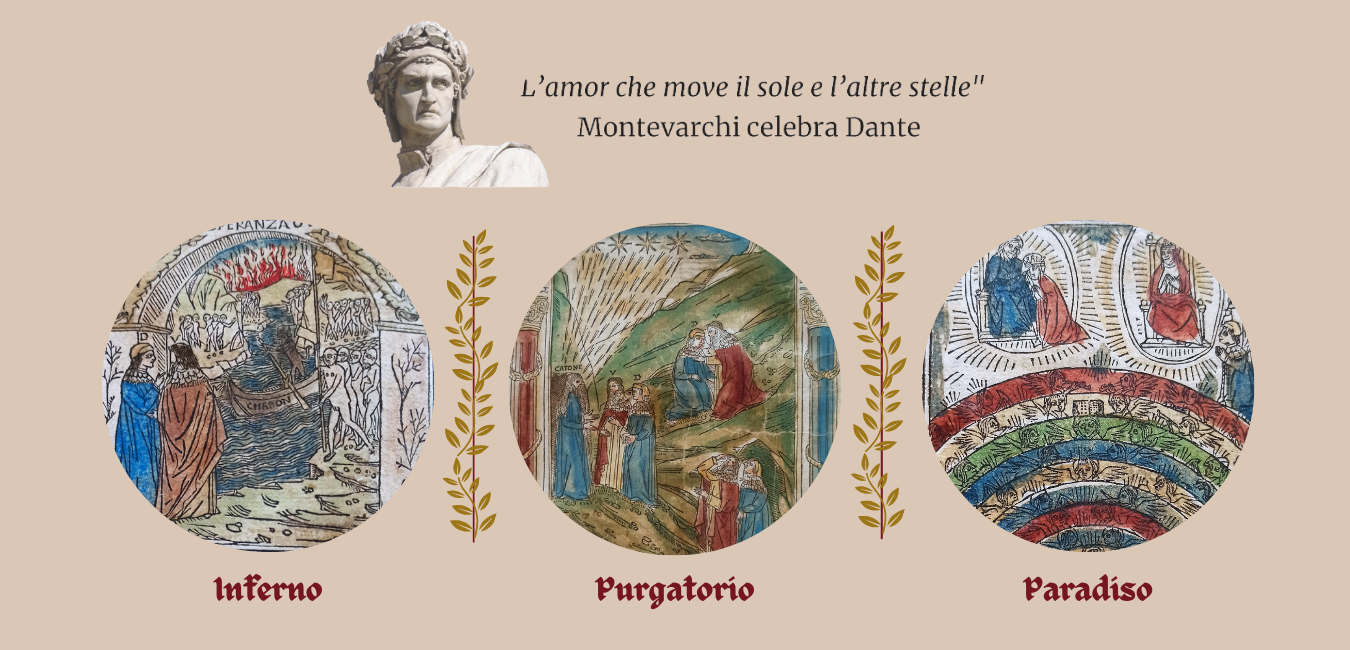 Montevarchi celebra Dante